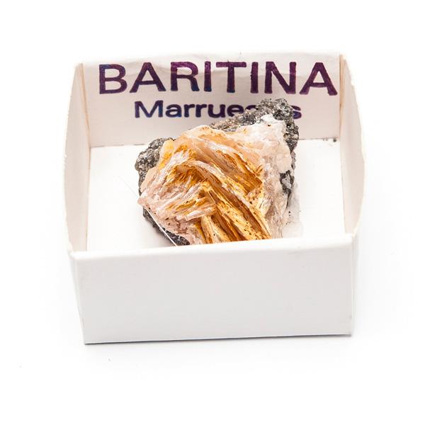 coleccion minerales baritina
